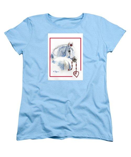 Love For Christmas Women's T-Shirt (Standard Cut)