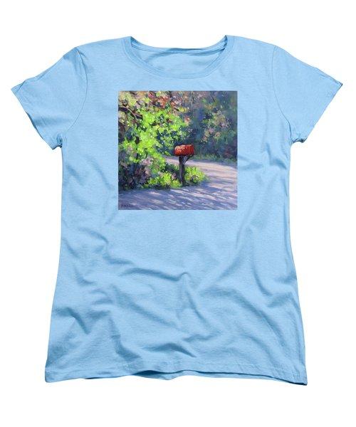 Love Letters Women's T-Shirt (Standard Cut)