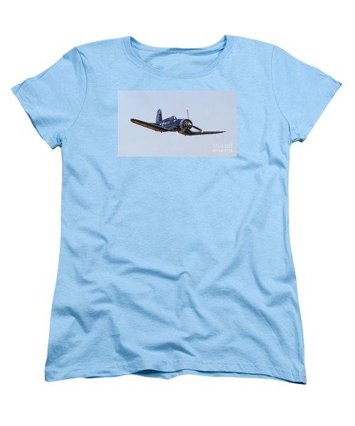 Low Pass Women's T-Shirt (Standard Cut) by Kevin McCarthy