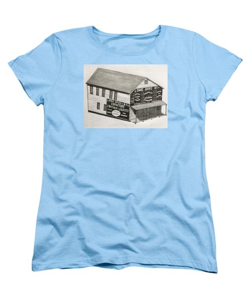 Lowe Brothers Hardware  Women's T-Shirt (Standard Cut)