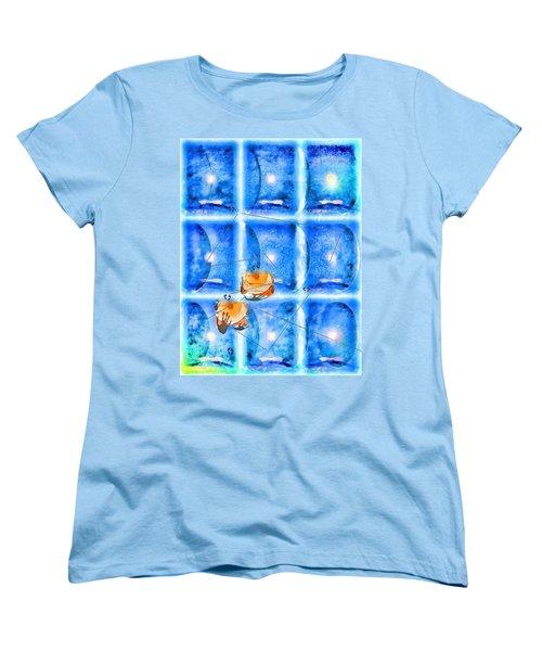 Lunar Balance Women's T-Shirt (Standard Cut)