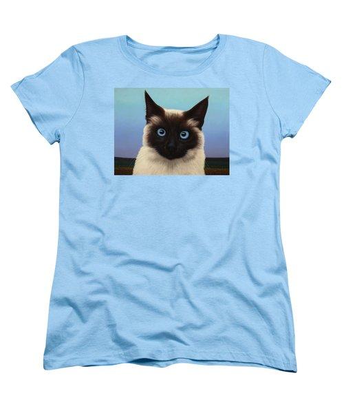 Machka 2001 Women's T-Shirt (Standard Cut) by James W Johnson