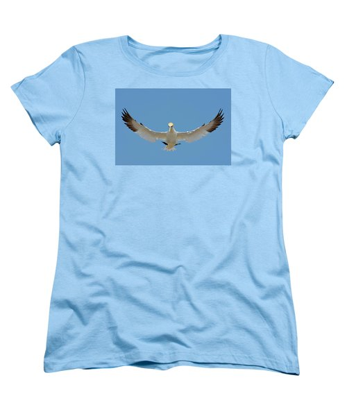 Women's T-Shirt (Standard Cut) featuring the photograph Maestro by Tony Beck