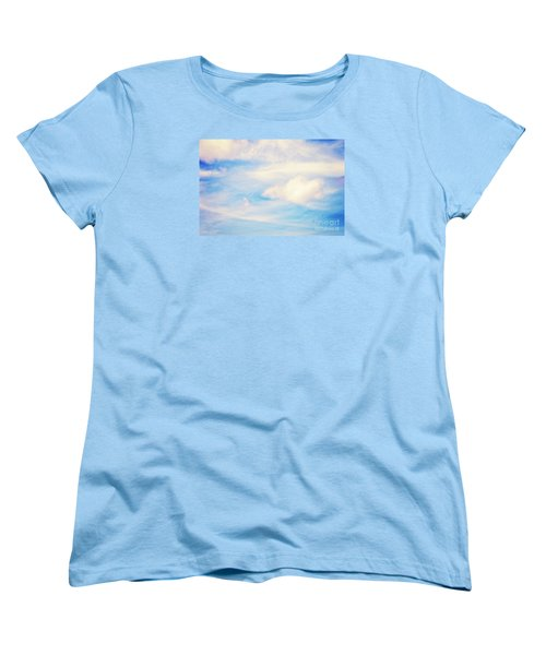 Women's T-Shirt (Standard Cut) featuring the photograph Magical Sky Part 1 by Janie Johnson