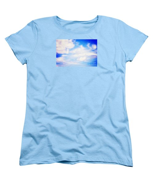 Women's T-Shirt (Standard Cut) featuring the photograph Magical Sky Part 2 by Janie Johnson