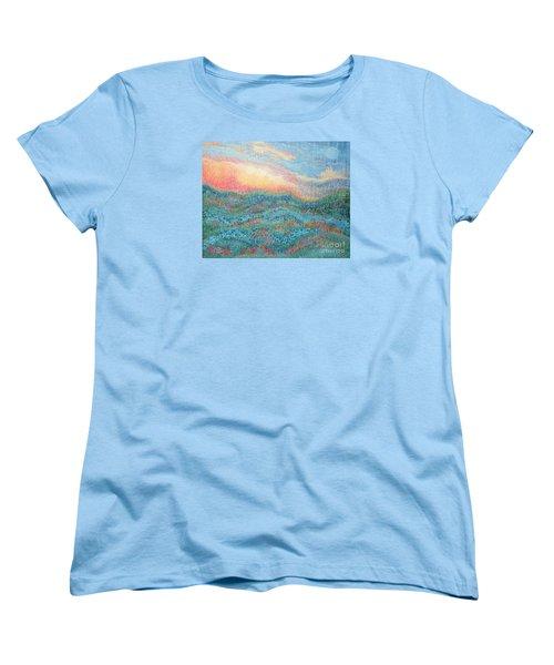 Magnificent Sunset Women's T-Shirt (Standard Cut)