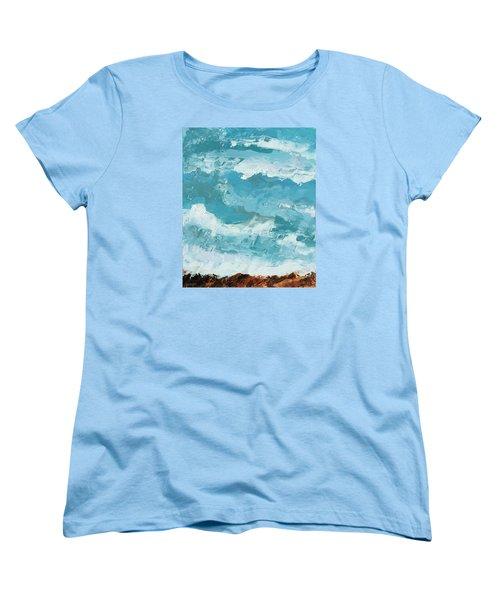 Majestic Women's T-Shirt (Standard Cut) by Nathan Rhoads