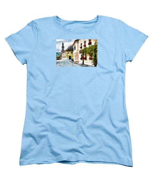 Malerische Women's T-Shirt (Standard Cut) by Greg Collins
