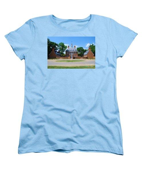 Mansion Women's T-Shirt (Standard Cut) by Eric Liller