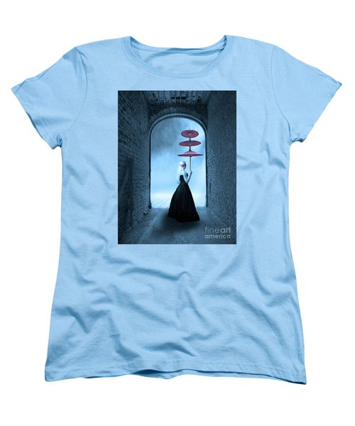 Women's T-Shirt (Standard Cut) featuring the photograph Masquerade by Juli Scalzi