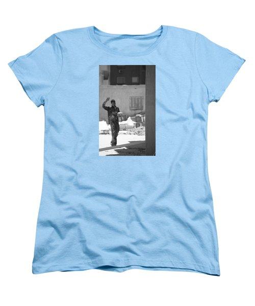 Massalama Women's T-Shirt (Standard Cut) by Jez C Self
