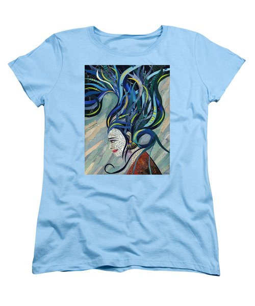 Matriarch Women's T-Shirt (Standard Cut) by Shawna Rowe