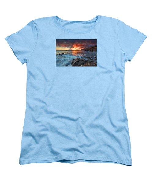Maui Skies Women's T-Shirt (Standard Cut)