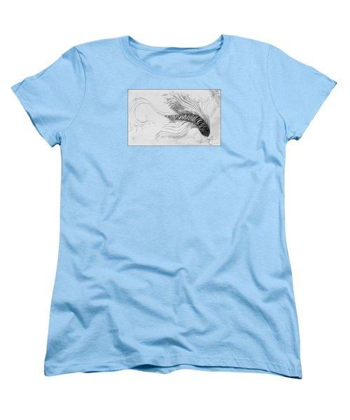 Megic Fish 3 Women's T-Shirt (Standard Cut) by James Lanigan Thompson MFA