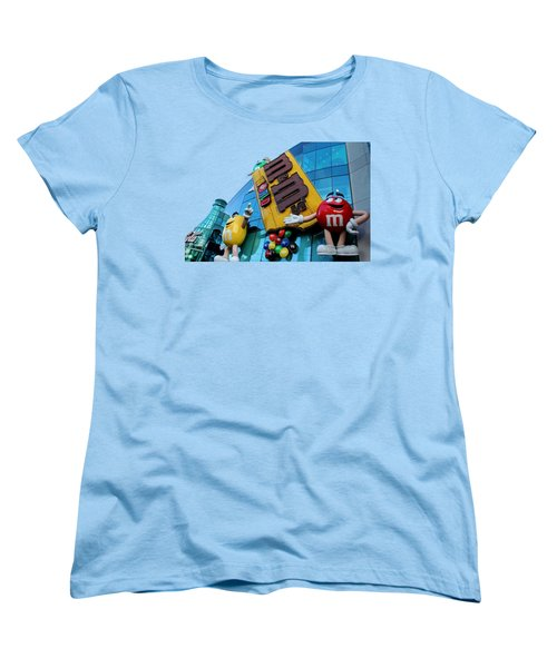 Melt In Your Mouth Women's T-Shirt (Standard Cut) by Debbie Oppermann