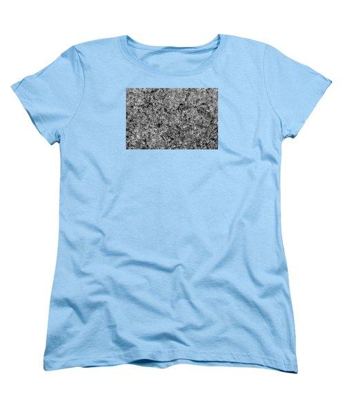 Melting Snow Women's T-Shirt (Standard Cut) by Chevy Fleet