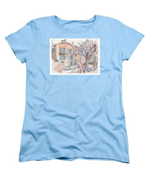Menerbes Women's T-Shirt (Standard Cut)