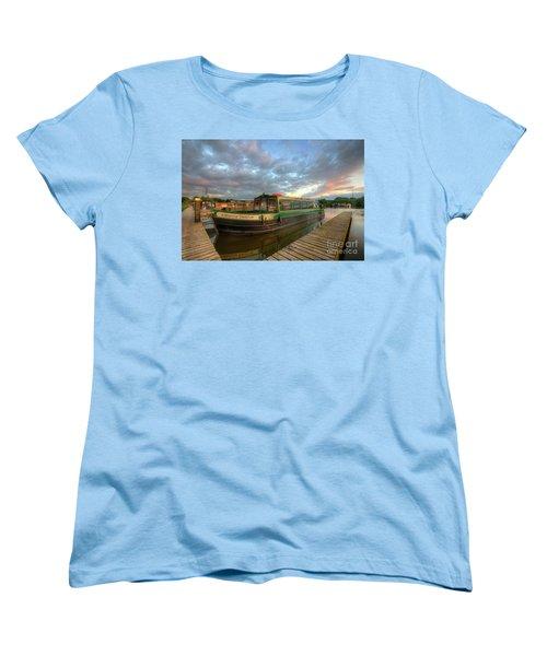 Women's T-Shirt (Standard Cut) featuring the photograph Mercia Marina 14.0 by Yhun Suarez