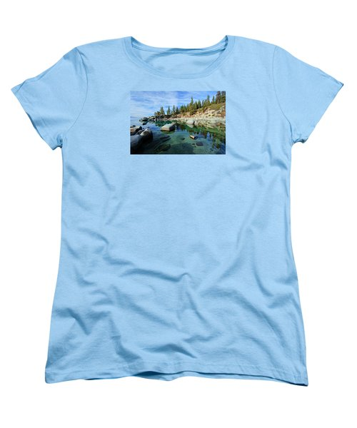 Mesmerized Women's T-Shirt (Standard Cut) by Sean Sarsfield