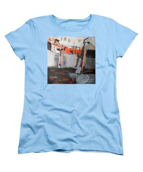 Metro Abstract Women's T-Shirt (Standard Cut)