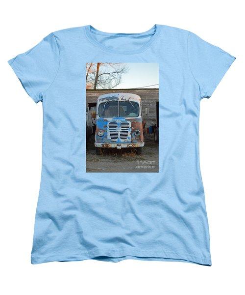 Metro International Harvester Women's T-Shirt (Standard Cut) by Renie Rutten