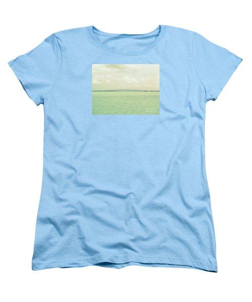 Miami  Women's T-Shirt (Standard Cut) by France Laliberte