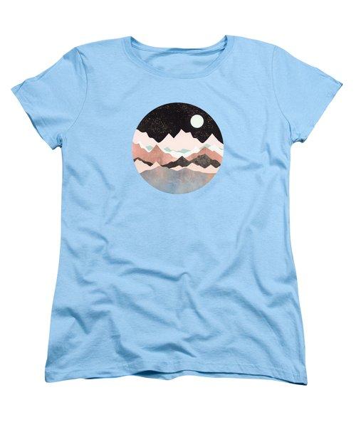 Midnight Stars Women's T-Shirt (Standard Fit)