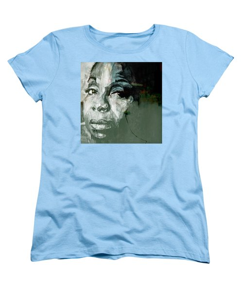 Mississippi Goddam Women's T-Shirt (Standard Cut) by Paul Lovering