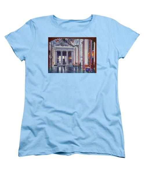 Missouri History Museum Women's T-Shirt (Standard Cut) by Michael Frank