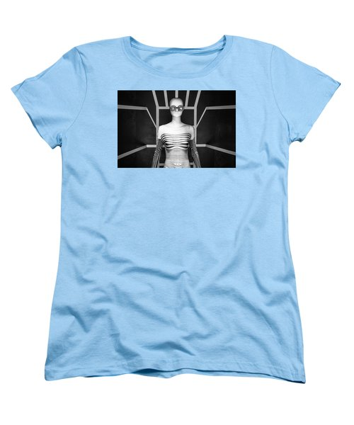 Modern  Women's T-Shirt (Standard Cut) by Scott Meyer