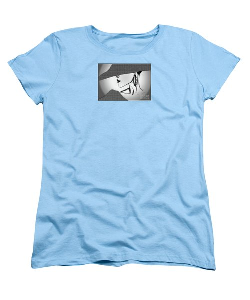 Mom #20 Women's T-Shirt (Standard Cut) by Iris Gelbart