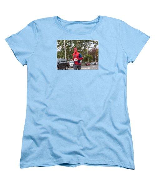Monster Dash 43 Women's T-Shirt (Standard Cut) by Brian MacLean