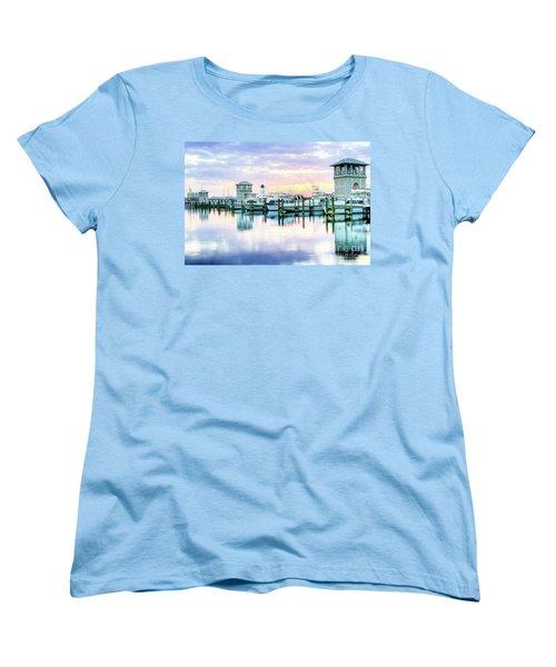 Morning Calm Women's T-Shirt (Standard Cut)
