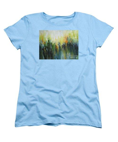 Morning Light Women's T-Shirt (Standard Cut)
