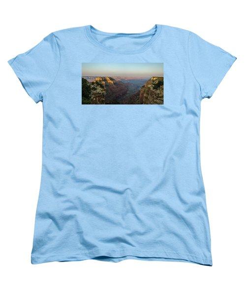 Morning Lights Wotans Throne Women's T-Shirt (Standard Cut)