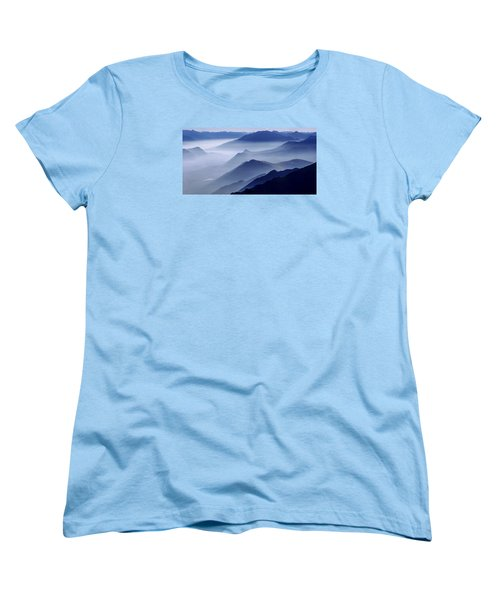 Morning Mist Women's T-Shirt (Standard Fit)