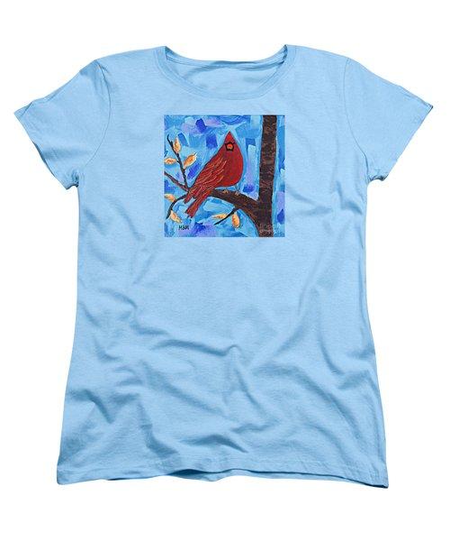 Morning Visit Women's T-Shirt (Standard Cut)
