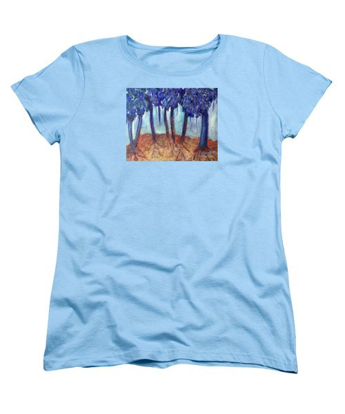 Mosaic Daydreams Women's T-Shirt (Standard Cut) by Elizabeth Fontaine-Barr