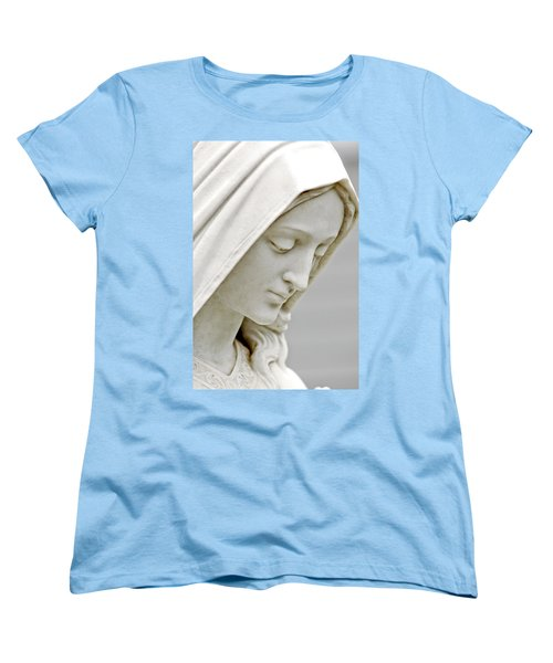 Mother Mary Comes To Me... Women's T-Shirt (Standard Cut)