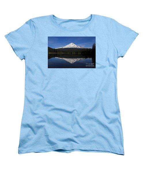 Mount Hood Women's T-Shirt (Standard Cut)