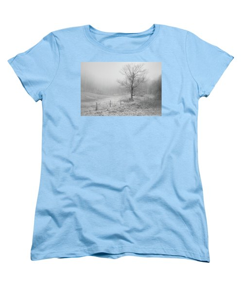 Mountain Mist Women's T-Shirt (Standard Cut) by William Beuther