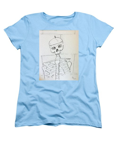 Mr Cooper's Aide Women's T-Shirt (Standard Cut) by Loretta Nash