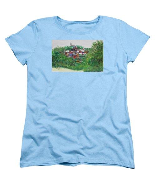 Mt. Adams  Cincinnati Ohio Women's T-Shirt (Standard Cut)