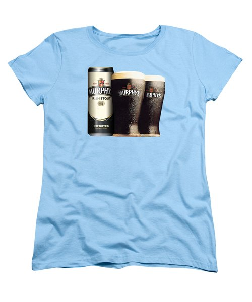 Murphys Irish Stout 2 Women's T-Shirt (Standard Cut) by Ericamaxine Price