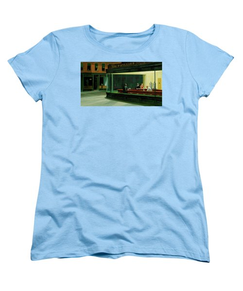 Women's T-Shirt (Standard Cut) featuring the photograph My Logo by Test