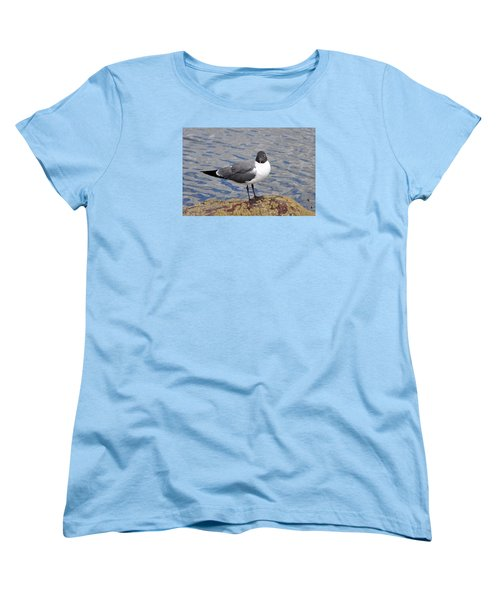 Women's T-Shirt (Standard Cut) featuring the photograph Bird by Glenn Gordon