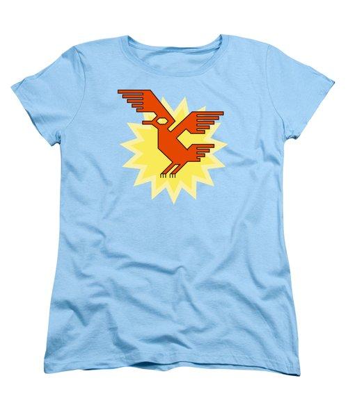 Native South American Condor Bird Women's T-Shirt (Standard Cut)