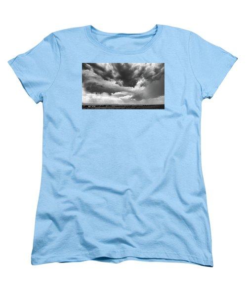 Nature Making Art Women's T-Shirt (Standard Cut) by Monte Stevens