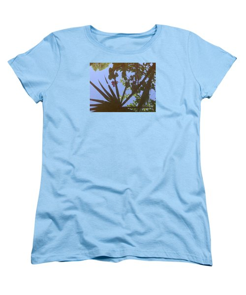 Nature Reflected Women's T-Shirt (Standard Cut) by Nora Boghossian