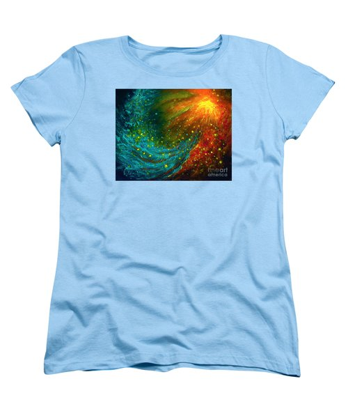 Nebulae  Women's T-Shirt (Standard Cut)
